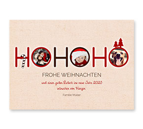 Weihnachtskarten selbst gestalten kostenloser versand for Weihnachtskarten personalisiert