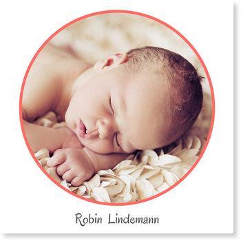 Geburtskarten, Fenster zum Glück