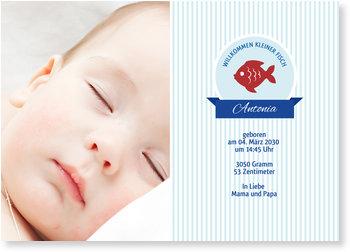 Geburtskarten, Sternzeichen
