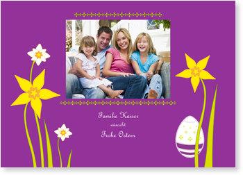Osterkarten selbst gestalten, Ostergefühle