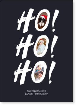 Aktuelle Weihnachtskarten, Weihnachtliches