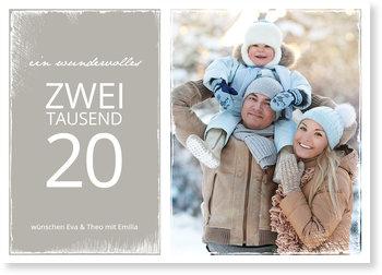 Neujahrskarten, ZweiTausend17
