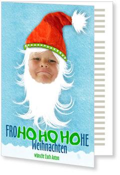 Aktuelle Weihnachtskarten, Claus Bub