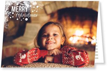 Aktuelle Weihnachtskarten, Frostig