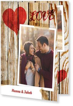 Einladungskarten Hochzeit, Landliebe