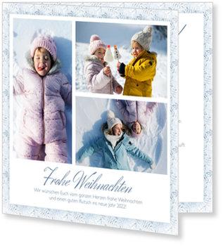 Aktuelle Weihnachtskarten, Frosty