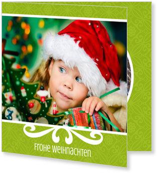 Aktuelle Weihnachtskarten, Weihnachtsmuster