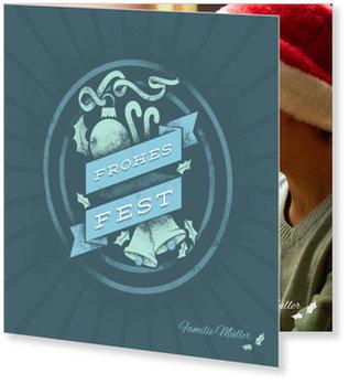 Aktuelle Weihnachtskarten, Weihnachtswappen