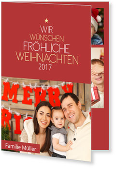 Aktuelle Weihnachtskarten, Wörterbaum