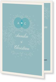 Einladungskarten Hochzeit, Bezaubernd