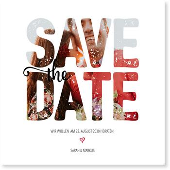 save the date karten gratis musterkarten und versand. Black Bedroom Furniture Sets. Home Design Ideas