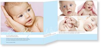 Einladungskarten Taufe, Meine Taufzeremonie