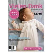 Babyzeit in Pink