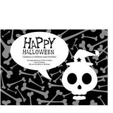 Halloween Knochen