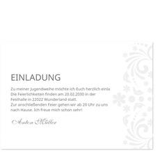 Elegante Einladung