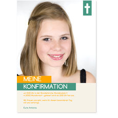 Moderne Konfirmation