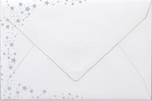 Umschlag Sternchen