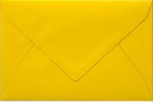 Umschlag gelb