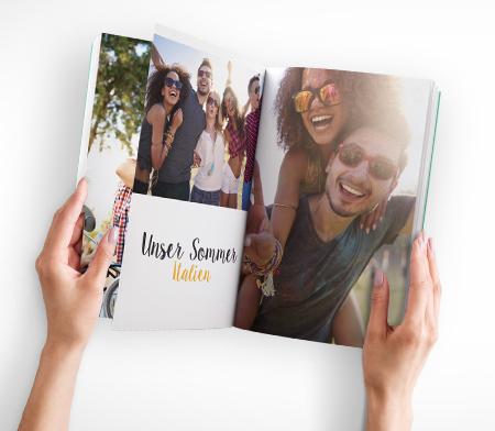 Fotobücher Online Gestalten Wunderkarten