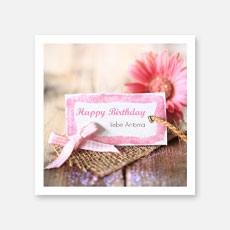 Grußkarten Geburtstag