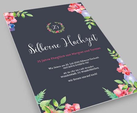 Karten Zum Hochzeitstag Kostenloser Schneller Versand