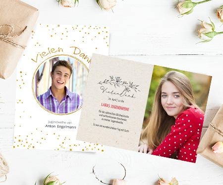 Einladungskarten jugendweihe gestalten kostenlos