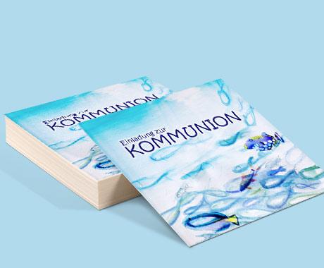 Einladungen zur Kommunion