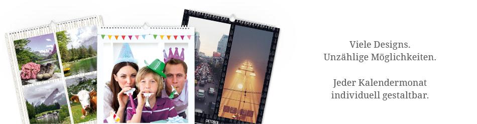 Fotokalender ganz einfach gestalten
