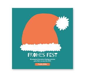 Weihnachtskarten Babyfoto.Weihnachtskarten Selbst Gestalten Schneller Versand